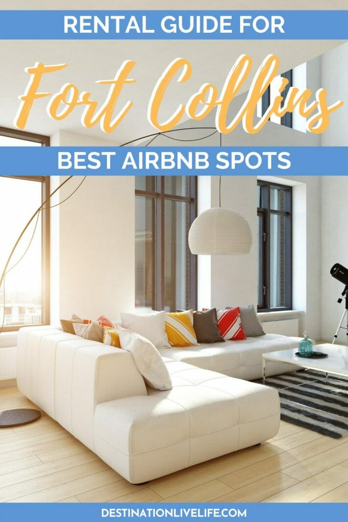 airbnb fort collins